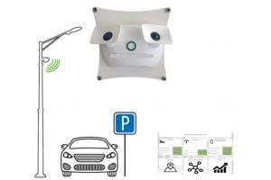 Senzorska tehnologija za pametno parkiranje - SENZORIKA